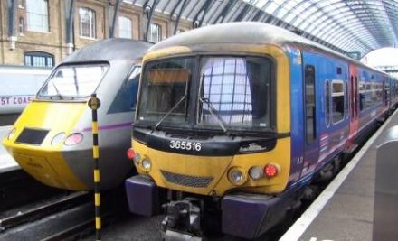 06. – Cambridge to London (Kings Cross) & return across new Hitchin flyover - £21.99